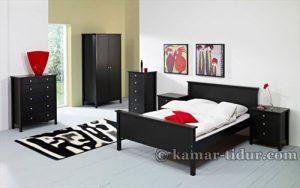 Set Tempat Tidur Minimalis KTM 003