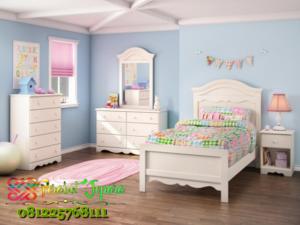 Tempat Tidur Anak Perempuan Terbaru