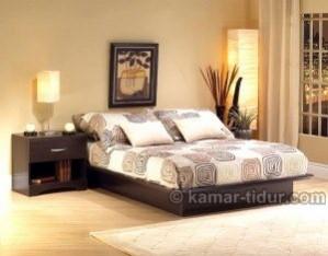 Memilih Tempat Tidur Yang Berkualitas Untuk Kamar Tidur Utama