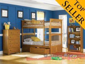 Set Kamar Tidur Anak Tingkat
