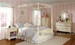tempat tidur pengantin baru terbaru 002
