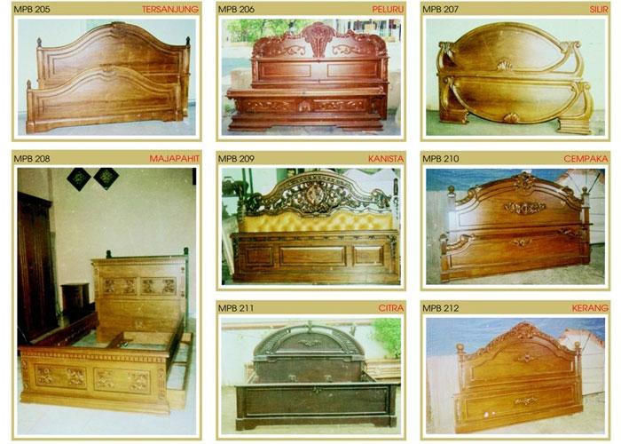 Jual tempat tidur murah mpb 205-212
