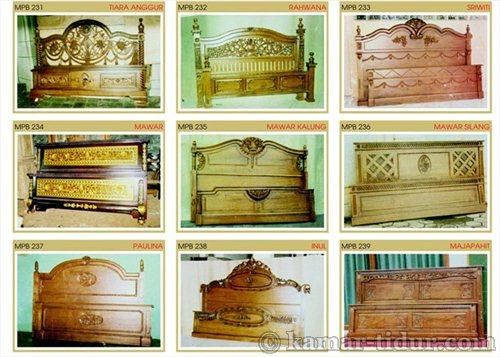 gambar tempat tidur murah mpb 231-239