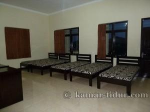 kamar tidur asrama murah