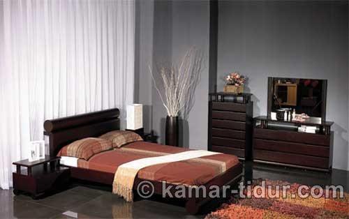 kamar tidur utama minimalis ktu 005