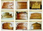 tempat tidur murah kayu jati mpb 222-230