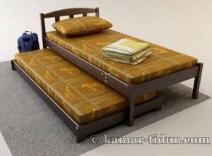 Tempat Tidur Ligna model Minimalis