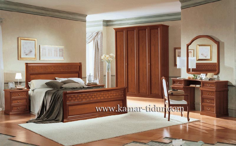 Kamar Tidur Minimalis Mewah Untuk Walikota Furniture