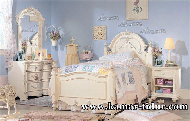 kamar tidur anak perempuan terbaru 2014