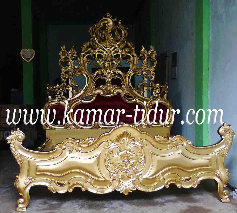 Tempat Tidur Raja Pesanan Pejabat dari Bukit Tinggi Sumatra
