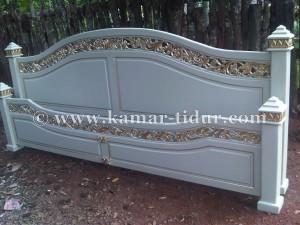 Tempat Tidur Jumbo Ukuran Spring Bed 320 x 200 pesanan Ibu Anggi Jakarta