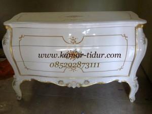 meja console kombinasi lukisan pesanan ibu nila palembang