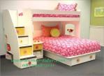 tempat tidur tingkat untuk kamar anak modern