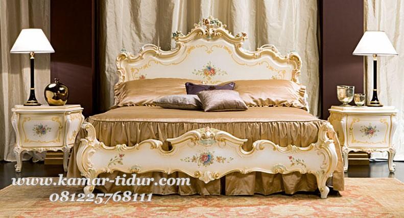 desain tempat tidur mewah terbaru