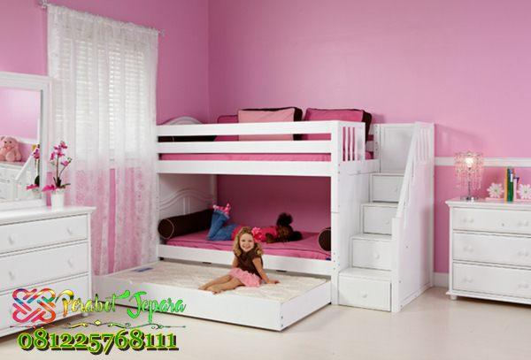 11 gambar terbaik untuk inspirasi kamar tidur anak perempuan minimalis