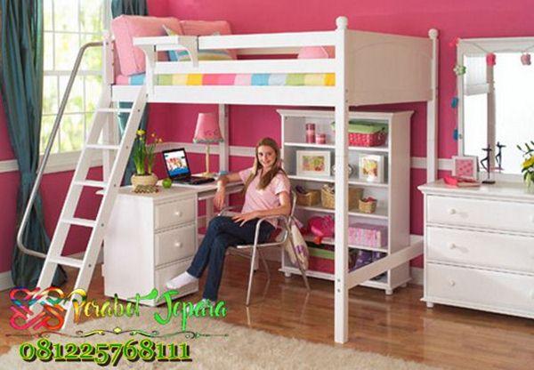 kamar tidur anak gadis remaja