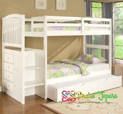 Menata kamar tidur Anak Dengan Bunk Bed