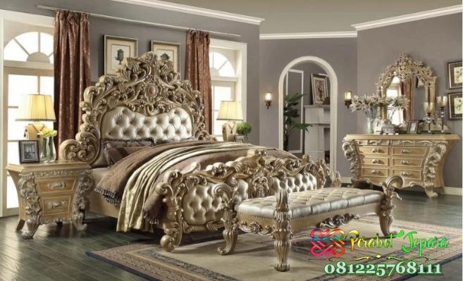 Kamar Set Ukir Royal Furniture Jepara