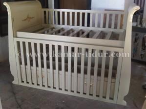 Box Bayi Laci Pesanan Ibu Yuli dan Bapak Yanto Tanggerang