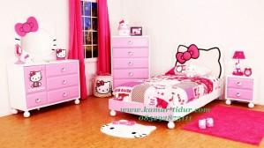 Kamar Anak Hello Kitty