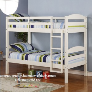 Tempat Tidur Tingkat Simple