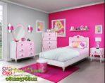 Kamar Tidur Anak Perempuan Barbie